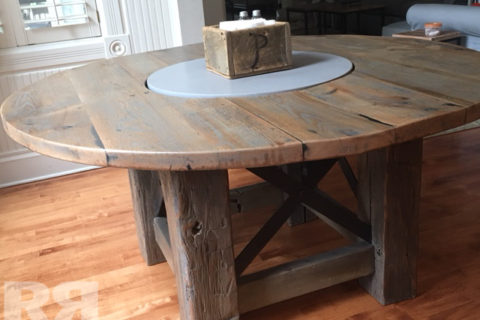 ©ReclaimRenew, reclaimed wood furniture