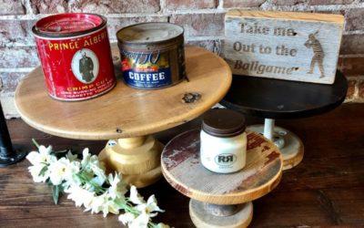 FriYAY Giveaway 7/30/2021: Cake Stand