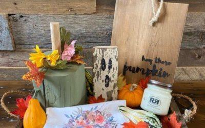 FriYAY Giveaway 10/15/2021: Fall Gift Basket